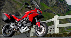 used ducati multistrada